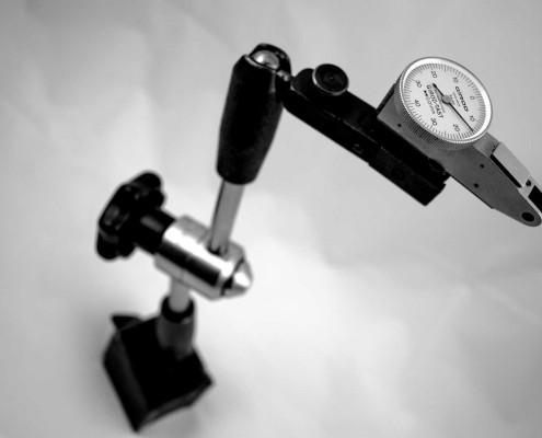 instrumentos de medida dimensional